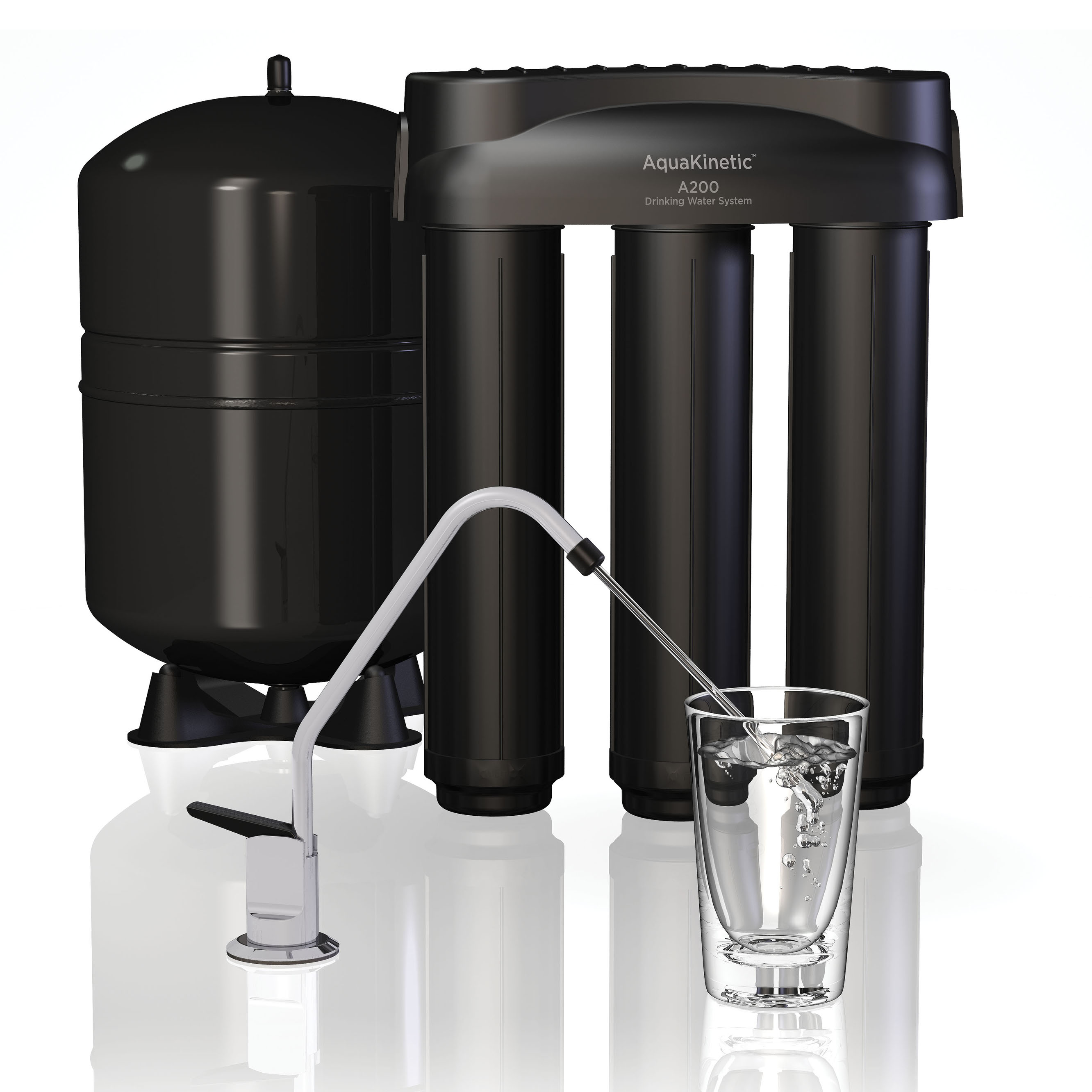 Kinetico Aquakinetic Drinking Water System