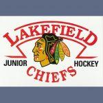 Lakefield Chiefs logo.